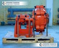 Шламовый насос HD150AM-2F для перекачки сгущённых высоко абразивных пульп